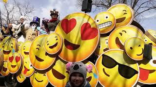 1 апреля 2018 Одесса Юморина День Смеха, парад на Дерибасовской!
