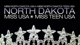 Kilyn Parisien-Hill Miss North Dakota Teen USA 2017 Crowning