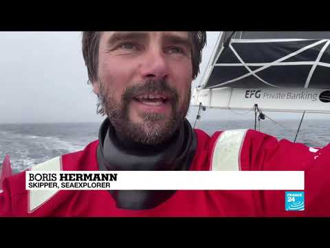 Thrilling finale on horizon in round-the-world Vendee Globe yacht race