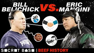 Bill Belichick's legacy-altering beef with Eric Mangini destroyed a beautiful friendship thumbnail
