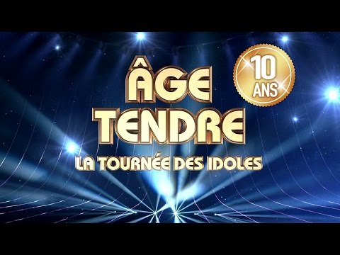 AGE TENDRE LA TOURNÉE DES 10 ANS - BANDE ANNONCE