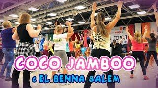 Despacito ZUMBA® Coco Jamboo с El Benna Salem (remix)