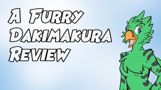 Furry Dakimakura Review - (Theo by Neotheta)