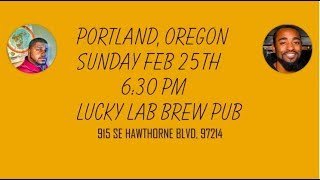 Flat Earth Meetup, Portland