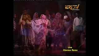New ERI TV Eritrean Drama Music Abay Abashawel Fesival Zoba Maekel Live Video Comedy Drama