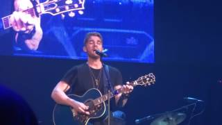 """Brett Young sings """"You A'int Here To Kiss Me"""""""