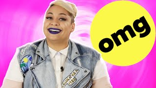 <b>Raven Symoné</b> Answers Fan Questions
