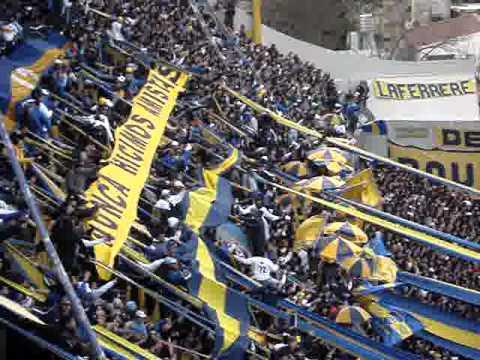 """Boca Racing Ap.'10 / Se quedaron sin balas"" Barra: La 12 • Club: Boca Juniors • País: Argentina"