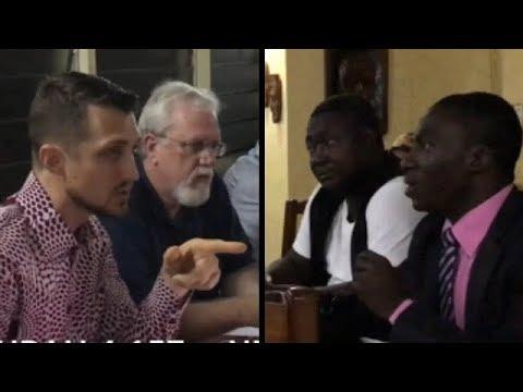 Download Ghana DEBATE: Jesse, Jay & Jafaaru - CORRECTED HD Mp4 3GP Video and MP3