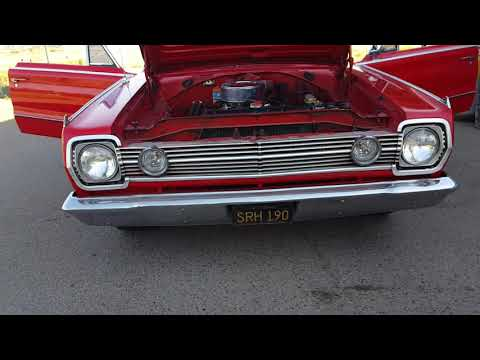 Video of 1966 Plymouth Satellite located in South Carolina - $18,500.00 Offered by a Private Seller - QN10