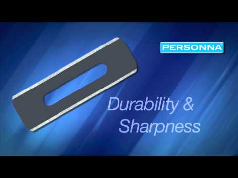 Personna ArmorEdge Blue Carpet Blade