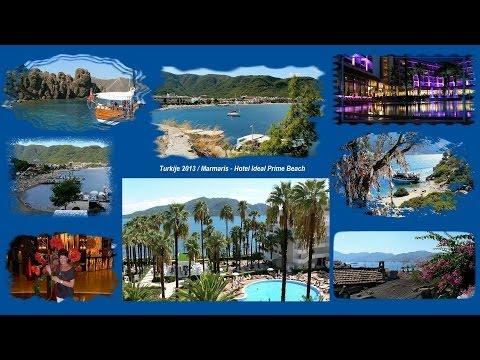 Turkije - 01 - Marmaris - IP Hotel Ideal Prime Beach 1 / 2013
