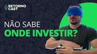 Não sabe onde investir? Deixa com o mercado! Com Caique Cardoso da Itaú Asset. O podcast da MR