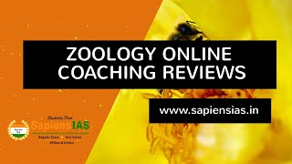 Zoology Optional Coaching Reviews