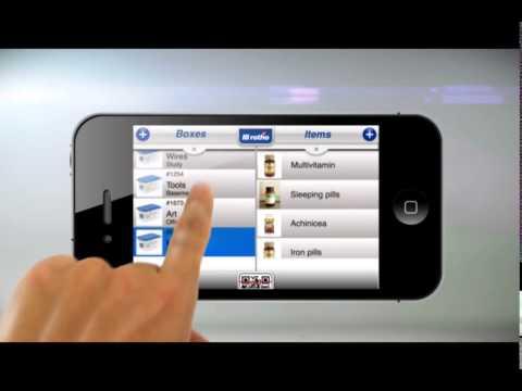 App my Box - Das erste interaktive Aufbewahrungssystem!