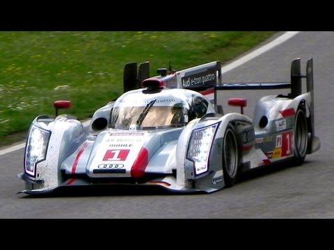 Audi's E-Tron R18 Racer Sounds Like A Fighter Jet