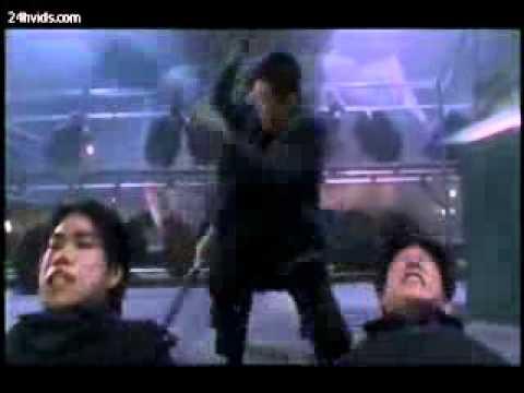 Jet Li   The Enforcer End Fight    YouTube