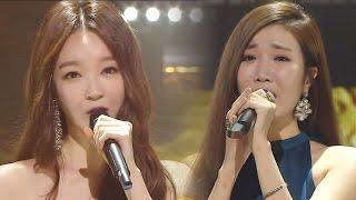 《Comeback Special》 DAVICHI (다비치) - Beside me (내 옆에 그대인 걸) @인기가요 Inkigayo 20161016