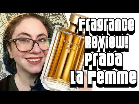 Fragrance Review :: Prada La Femme | Designer