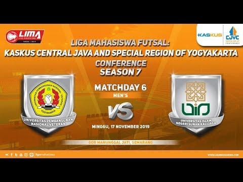 Men's UPN Yogya vs UIN Yogya LIMA Futsal: Kaskus CJYC Season 7