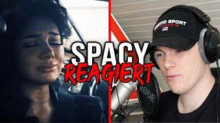 Spacy Reagiert: SHIRIN DAVID   Fliegst Du Mit [ReactionReaktion]