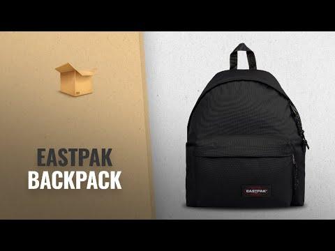 Eastpak Backpack: Eastpak Padded Pak'R Backpack, 40 cm, 24 L, Black