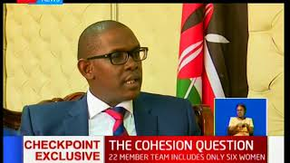 The Cohesion Question: Critics say President Uhuru ignored cohesion