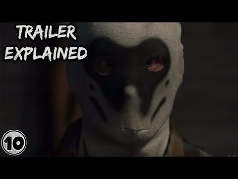 Watchmen (HBO) Trailer Explained