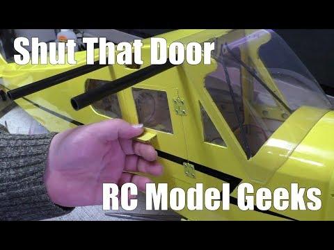 Piper cub j3 1800 mm rc model part i