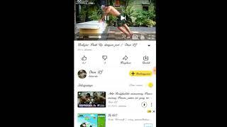 Vidio Yautube Menjadi Mp3,dengan Aplikasi Snaptube