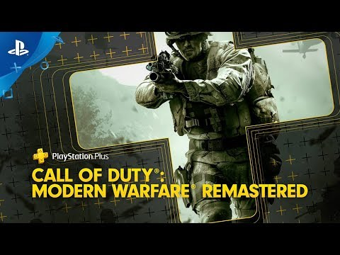 , title : 'PlayStation Plus: Free PS4 Games Lineup March 2019 - Call of Duty: Modern Warfare Remastered | PS4'