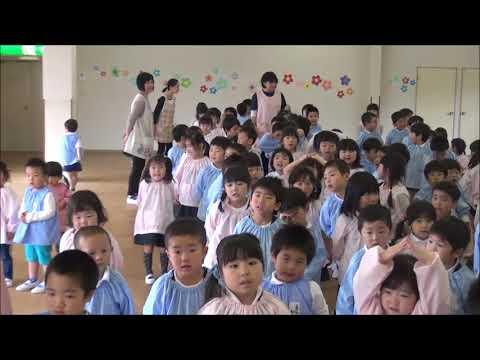 笠間 友部 ともべ幼稚園 子育て情報「こどもの日祝会 園児の歌」