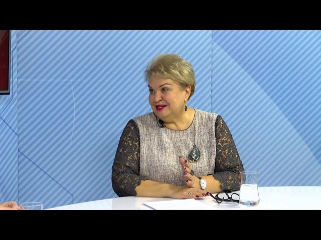 Актуальное интервью с Мариной Сасиной заместителем мэра АГО  за 14 января 2019