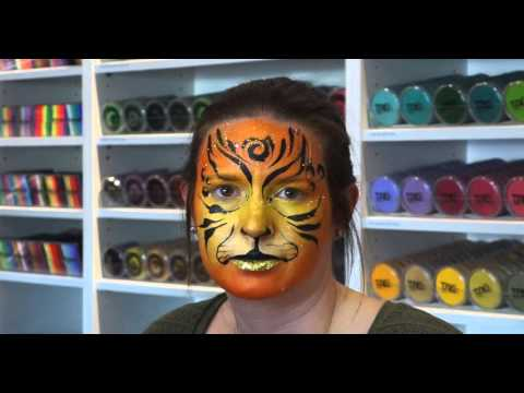 Beginners Face Painting Training Course | The Face Paintng Shop ...