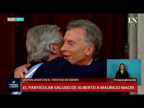 ¿Qué dicen los gestos de Alberto Fernández, Macri y Cristina en la asunción?