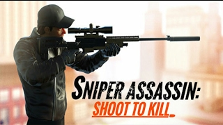 SNIPER 3D ASSASSIN REGION 16 VLAAHD MYR PRIMARY MISSIONS Gameplay Android / iOS
