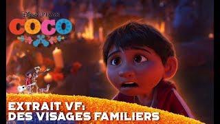 Coco | Extrait VF: Des visages familiers | Disney BE
