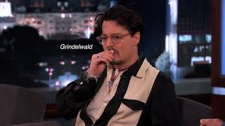 Johnny Depp Funny Moments (Uncensored) #1