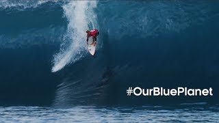 8 Reasons Surfing Blows Our Minds Part 1 #OurBluePlanet - Earth Unplugged