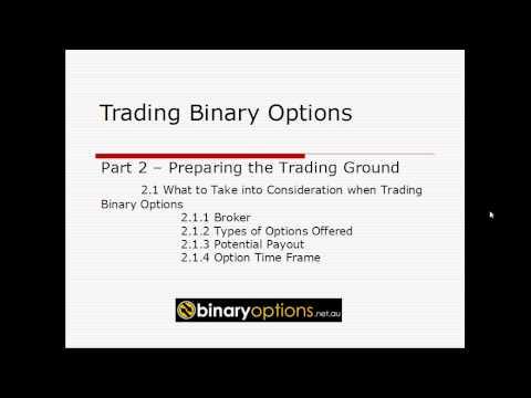 Binarische optionen