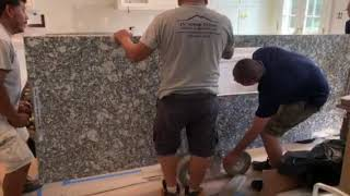 Danziger Design LLC – Quartz Installation – Wednesdays With Wendy
