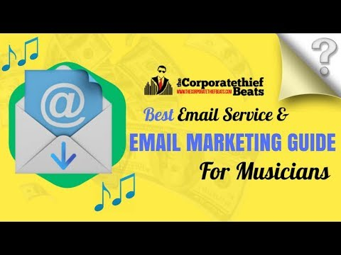 Promote Your Music Online With Aweber Email Marketing