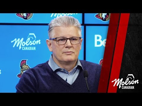 Marc Crawford – End-of-Season Press Conference