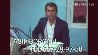 Asif borcali - QARA MORUX 2017 yep yeni toyxana