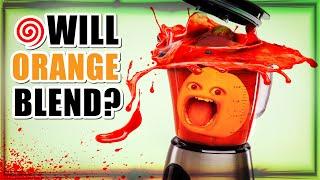 Will Annoying Orange BLEND?! | Blender Episodes Supercut