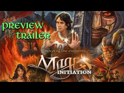 Mage's Initiation: Reign of the Elements Preview Teaser thumbnail