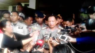 Doorstop Kapolri Jenderal  Polisi Tito Karnavian Dalam Dialog Lintas Agama Bersama Kapolri