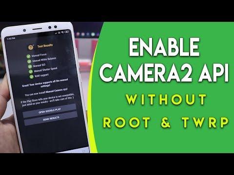 GOOGLE PIXEL 3 CAMERA Without ROOT, Camera2API | Redmi Note