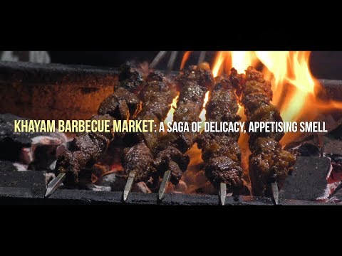 Khayam barbecue market: A saga of delicacy, appetising smell
