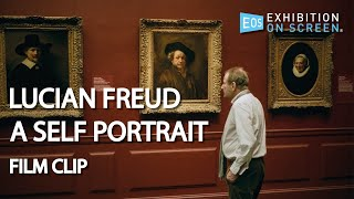 LIKE GOING TO THE DOCTORS | Lucian Freud: A Self Portrait (2020) | Film Clip